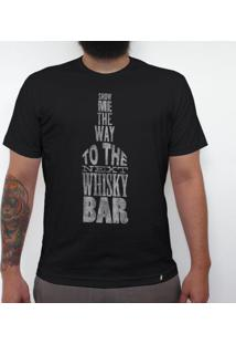 Show Me The Way - Camiseta Clássica Masculina