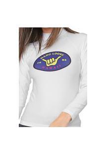 Camiseta Hang Loose Classic Branca