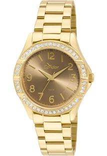 Relógio Analógico Swarovski feminino   Shoelover 4bdbffcba3
