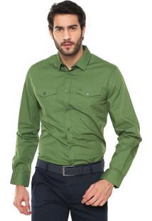 Camisa Forum Smart Verde