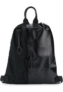 Nº21 Drawstring Backpack - Preto