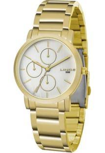 782a9167f76 Relógio Digital Cristal Lince feminino