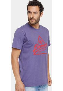 Camiseta Element Ascent Masculina - Masculino