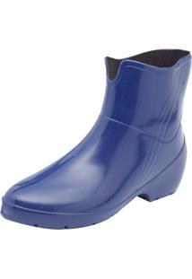 Bota Galocha Fiveblu Clean Azul