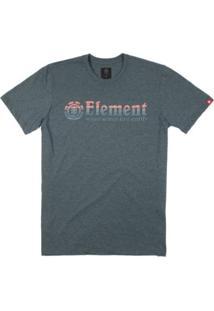 Camiseta Element Erase Masculina - Masculino
