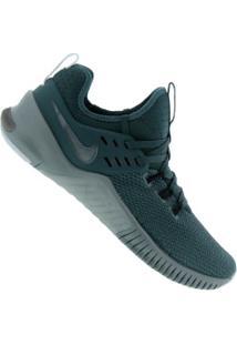 Tênis Nike Free Metcon - Masculino - Verde Escuro