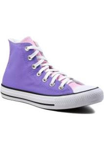 Tênis Feminino Cano Alto All Star Converse Candy Colors Chuck Taylor
