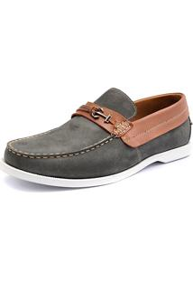 Mocassim Casual Dockside Sapatotop Shoes Conforto