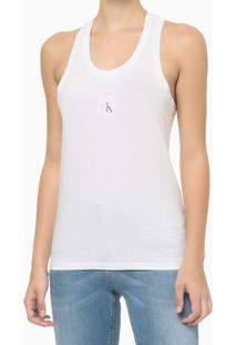 Blusa Sm Cot Reat Gc Logo - Branco - Pp