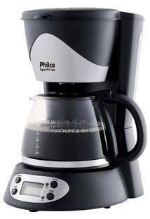 Cafeteira Philco Digital Ph14 – Preto/Aço Escovado