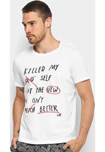 Camiseta Ellus 2Nd Floor Much Better Masculina - Masculino