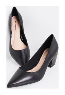 Sapato Scarpin Feminino Bottero