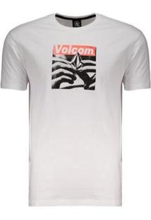 Camiseta Volcom Reload Masculina - Masculino