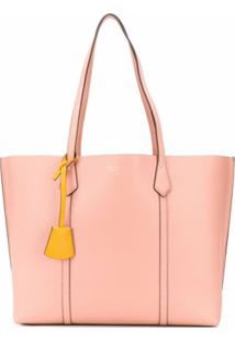 Tory Burch Bolsa Tote Shopper - Rosa