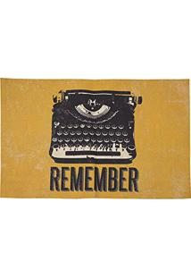 Jogo Americano 33 X 48 - Retro Photo - Remember