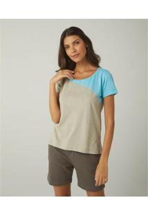 Camiseta Feminina Sidewalk Fabi - Feminino