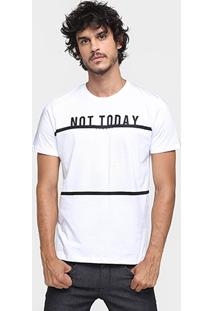 Camiseta Sommer Not Today - Masculino