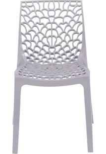 Cadeira Em Polipropileno Gruvyer Fendi