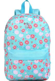 Mochila Capricho Liberty Com Selfie Light