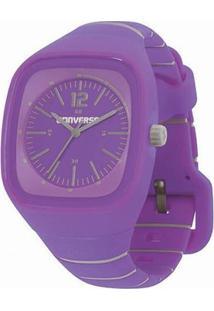 Relógio De Pulso Converse Rebound - Feminino-Lilás
