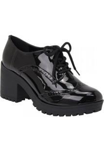 75c0c99b2 Sapato Conforto Oxford feminino | Starving