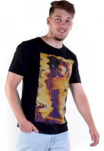 Camiseta Sexy Girl Preta