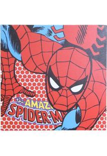 Quadro Com Led Homem Aranha