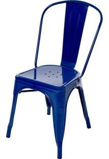 Cadeira Tolix Azul - 51978 - Sun House