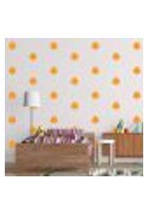 Adesivo Decorativo De Parede - Kit Com 45 Concha - 047Kaa02