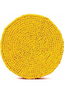 Jogo Americano Papier Amarelo 38Cm