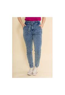 Calça Jeans Jogger Berta