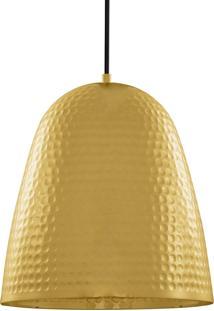 Lustre Mart 27Cm Dourado