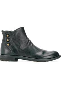 Officine Creative Ankle Boot Lexicon - Azul