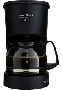 Cafeteira Britânia Cp14 Preto 220V