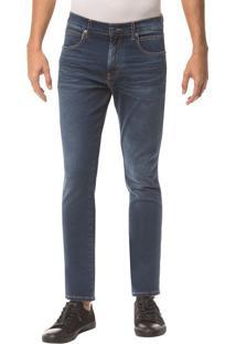 Calça Jeans Ckj 026 Slim - Marinho - 46