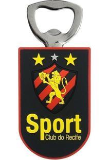 Imã Sport Recife Abridor De Garrafas