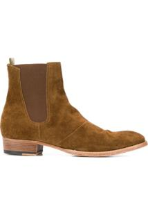 Officine Creative Ankle Boot Chelsea - Neutro
