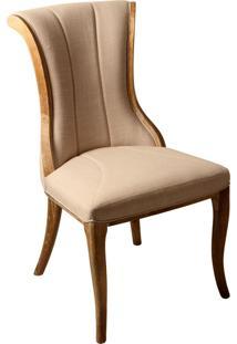 Cadeira De Madeira De Linho Le Pacha