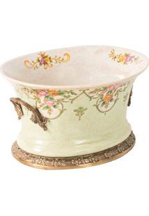 Vaso Decorativo De Porcelana Guwan