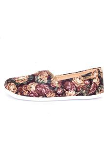 Alpargata Quality Shoes Feminina 001 Floral 40