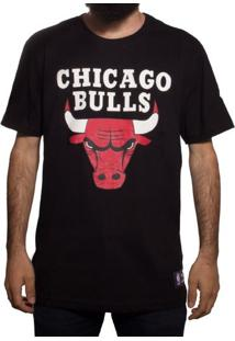 Camiseta New Era Logo Chicago Bulls