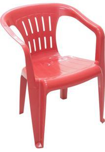 Cadeira Atalaia Vermelho