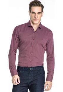 Camisa Hugo Rosssi Maquineta - Masculino