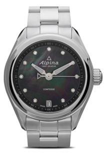 Alpina Relógio Comtesse 34Mm - Black