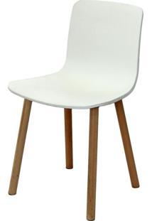 Cadeira Duomo Branco Or Design - Branco - Dafiti