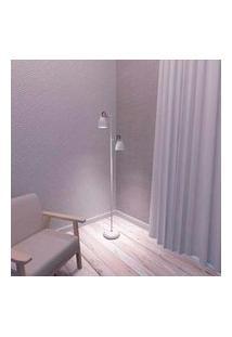 Luminária De Piso City Branca - Etna