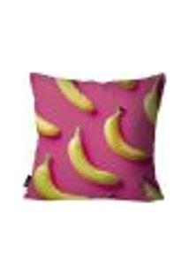 Capa Para Almofada Frutas 45X45Cm Pink
