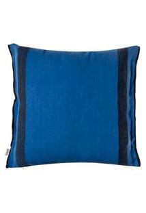 Capa De Almofada Composition Blu 45 X 45 Cm - Home Style