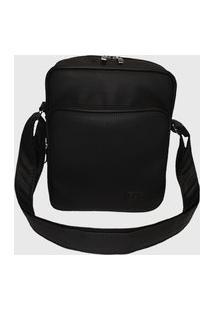 Bolsa Shoulder Bag Rafi Preto