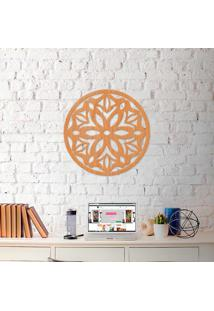 Escultura De Parede A Laser Mandala Amazing